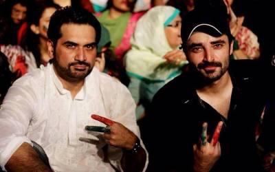 حمزہ علی عباسی اور ہمایوں سعید نے فلاحی کاموں کا آغاز کر دیا