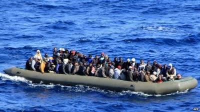 بین الاقوامی مہاجرین کاسیلاب،یورپی بحریہ نے آپریشن کا فیصلہ کر لیا