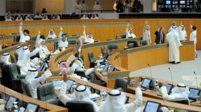 کویت میں نئی پارلیمان کے انتخاب کے بعد کابینہ مستعفی