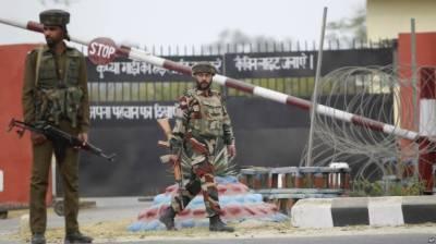 مقبوضہ کشمیر ،جموں میں انڈین فوج کی شمالی کمان کے ایک کیمپ پر حملہ، دو افسران سمیت سات فوجی ہلاک