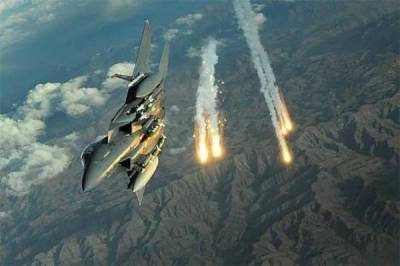 پاک فضائیہ وادی تیراہ میں شدت پسندوں کے ٹھکانوں پر بمباری، 8 ہلاک