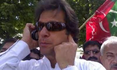 عمران خان کا جنرل باجوہ کو فون، فوج کی کمان سنبھالنے پر مبارکباد