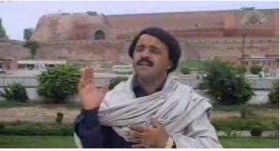 لوک فنکار درویش خان کو فائرنگ کر کے قتل کر دیا گیا