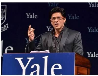 بھارتی اداکار شاہ رخ خان آکسفورڈ یونیورسٹی میں خطاب کے لیے مدعو