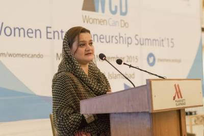 صحافیوں کو اپنے اداروں سے بالا تر ہوکر پاکستان کیلئے سوچنا ہوگا، مریم اورنگزیب