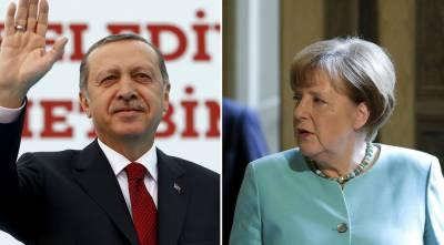 ترکی کے ساتھ یورپی یونین میں شمولیت کے معاملے پر مذاکرات بند کئے جائیں، جرمن چانسلر