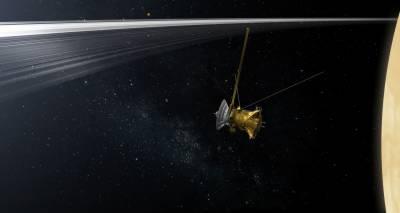 خلائی جہاز کیسینی زحل کا مشن ختم نو ماہ بعد زحل کے ساتھ ٹکرا کر فنا ہو جائے گا