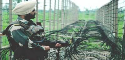 بھارت کا اسرائیل کی مدد سے پاکستان کی سرحد پر سمارٹ باڑ لگانے کا فیصلہ