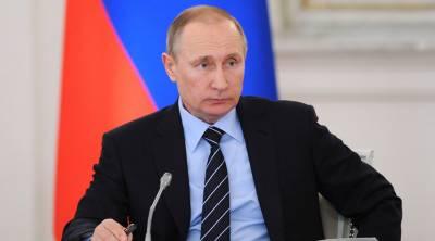 روس کسی سے لڑائی نہیں چاہتا: ولادیمیر پوتن