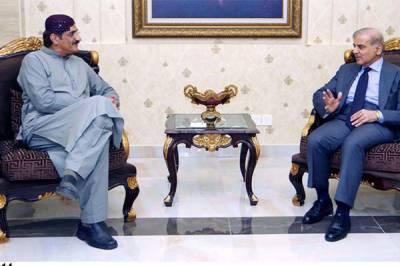 وزیر اعلیٰ پنجاب سے سید مراد علی شاہ کی ملاقات،بین الصوبائی ہم آہنگی کو فروغ دینے پر اتفاق