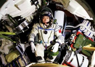 چینی خلائی جہاز پر خلائی مخلوق کی دستک