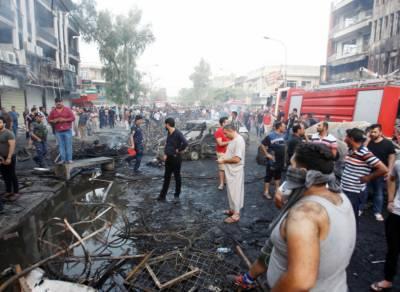 عراق : سیکیورٹی فورسز کی ہلاکتوں میں 3 گنا اضافہ