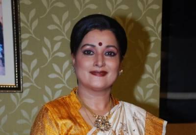 بالی ووڈ اداکارہ ہیمانی شیو پوری اداکاری کے بعد سیاست کے میدان میں کود پڑیں