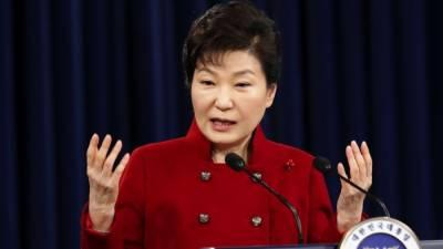 جنوبی کوریا: حزب اختلاف کی 3 جماعتوں کا آئندہ ہفتے صدر پارک کے مواخذہ پراتفاق