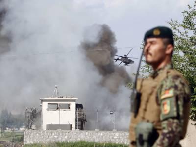 افغان طالبان کا ایک اور حملہ، متعدد افغان فوجی ہلاک