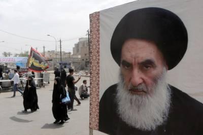 عراقی فوج 'اسلامک اسٹیٹ' پر جلد غلبہ حاصل کر لے گی: السیستانی
