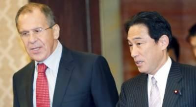 جاپان کے ساتھ امن ڈیل میں مشکلات حائل ہیں: روسی وزیر خارجہ