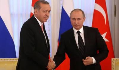 ترکی نےروس کوتجارت کیلئے قومی کرنسی استعمال کرنےکی پیشکش کردی