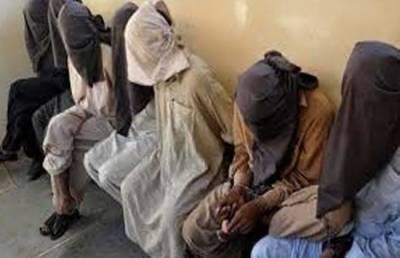 ایک ماہ کے دوران 31ملزمان گرفتار، لاکھوں روپے کا مسروقہ مال برآمد