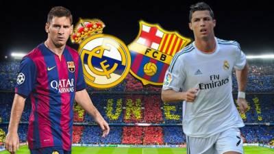 بارسلونا اور ریال میڈرڈ کا سنسنی خیز میچ ایک ایک گول سے برابر