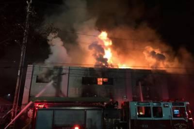 کیلیفورنیا،آتشزدگی کے نتیجے میں 33افراد کی ہلاکت کی تصدیق