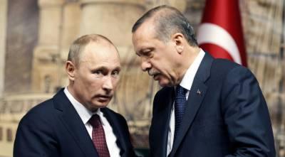 ترک صدر اردوان کی روسی پوٹن کو تجارت کے لئے قومی کرنسی کی پیش کش