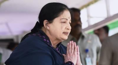 بھارت، تامل ناڈو کی وزیراعلی جے للیتا کو دل کا دورہ ،حالت تشویش نا ک