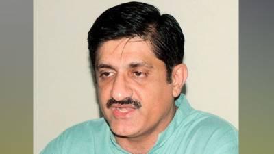 مراد علی شاہ کا ہوٹل میں آگ لگنے سے جانی نقصان پر دکھ کا اظہار