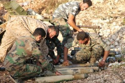 ایران کی طرف سے جنگجو اور اسلحہ شام بھیجے جانے میں اضافہ