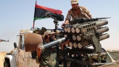 لیبیا کے دارالحکومت طرابلس میں متحارب ملیشیاوں میں جھڑپیں