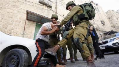 ایمنسٹی انٹرنیشنل کا فلسطینیوں کی غیرقانونی گرفتاریوں پر احتجاج