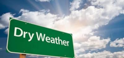 دسمبر میں بارشیں معمول سے کم ہوں گی: محکمہ موسمیات