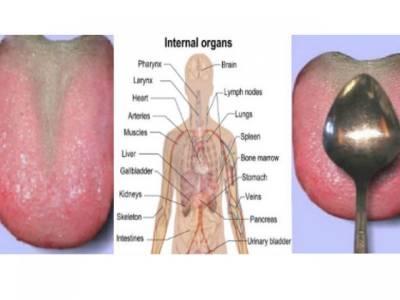 کیا آپ کے جسم کا کوئی عضو ٹھیک سے کام نہیں کررہا؟ آپ صرف اپنی زبان اور ایک چمچ کے ذریعے پتہ لگاسکتے ہیں
