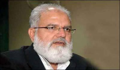 گڈ گورننس کے لیے جماعت اسلامی کے مطالبات وزیراعلیٰ پرویز خٹک پورے کریں: لیاقت بلوچ