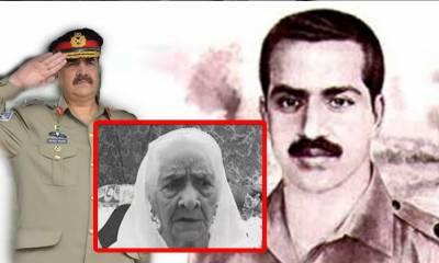 میجر شبیر شریف شہید کا45واں یوم شہادت ،سابق آرمی چیف جنرل راحیل شریف کی مزار پر حاضری