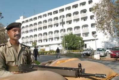 مسئلہ کشمیر پر پاکستان کا امریکی ثالثی کا خیر مقدم ،ذرائع دفتر خارجہ