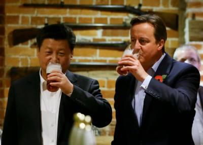 ڈیوڈ کیمرون اور شی پنگ سے شہرت حاصل کرنے والا شراب خانہ،چینی فرم نے خرید لیا
