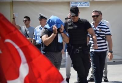 یونان کا ترک فوجیوں کو وطن واپس بھیجنے سے انکار