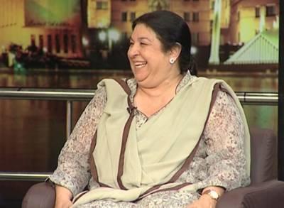 حکومت پاکستان کو بھارت کے ساتھ سخت رویہ اپنانے کی ضرورت ہے: ڈاکٹر یاسمین راشد