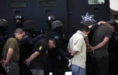 میکسیکو میں سکیورٹی فورسز نے 14 مشتبہ جرائم پیشہ افراد کو ہلاک کر دیا