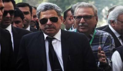 این اے 125 سے متعلق علیم خان کی خوش فہمی جلد دور کردونگا، حامد خان