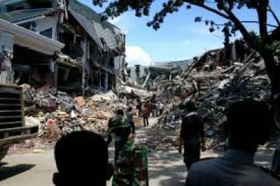 انڈونیشیا کے جزیرے سماٹرامیں زلزلہ،شدت6.8ریکارڈکی گئی،امریکی جیولوجیکل سروے