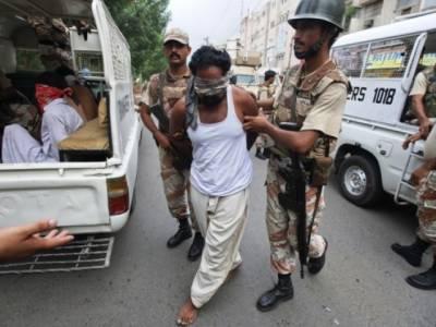 کراچی:لیاری میں مبینہ پولیس مقابلہ ، گینگ وار کا کارندہ مار ا گیا