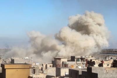 موصل میں بم حملہ، 21 افراد ہلاک، 35 زخمی