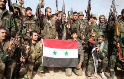 شامی فوج نے حلب کے قدیم حصے پر کنٹرول حاصل کر لیا