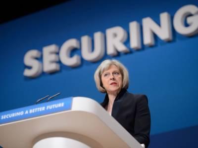 ایران کی طرف سے خطرے پر نظر ہے، برطانوی وزیر اعظم