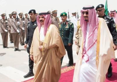 دہشت گردی اور فرقہ واریت خطے کی سلامتی کے لیے خطرہ ہیں: شاہ سلمان