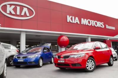 'KIA موٹرز پاکستان میں کاریں اسمبل کرے گی'