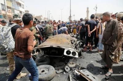عراقی طیاروں کی بمباری، شہری ہلاکتیں 120 سےمتجاوز