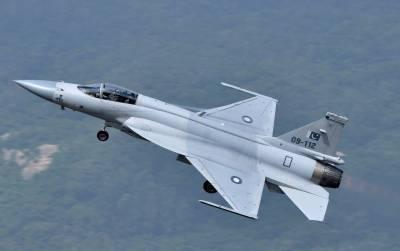 مصر کا جے ایف 17طیاروں کی خریداری میں اظہاردلچسپی